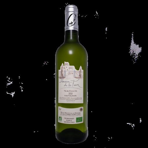 Sauvignon blanc, sauvignon bio, vin bio, vin blanc bio, vin bio pas cher