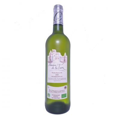 Vin blanc pas cher, chardonnay bio, vin bio, vin bio pas cher